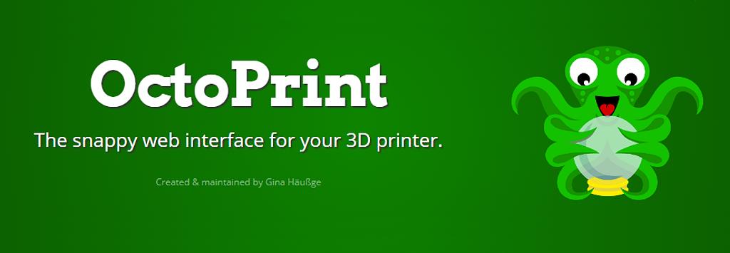 Webové rozhraní pro 3D tiskárnu